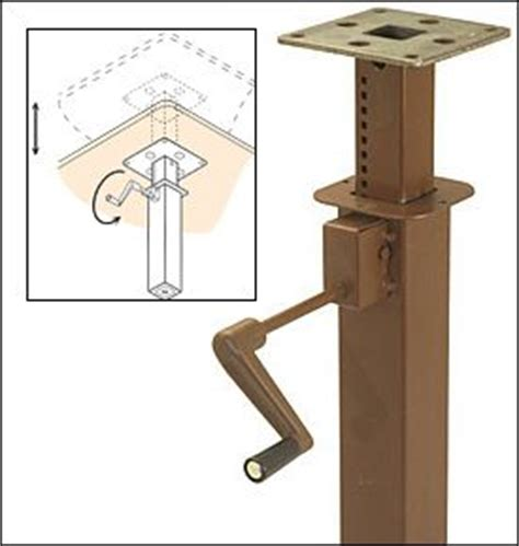 single crank table mechanism hardware  projects