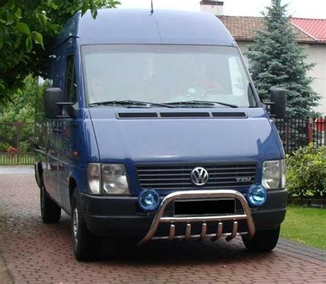 vw lt defensa delantera vw big bar shop tuning gt