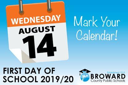 bcps announces school year calendar day school