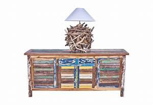 Meuble En Bois Flotté : lampe poser granat en bois flott pour le salon koh deco ~ Preciouscoupons.com Idées de Décoration