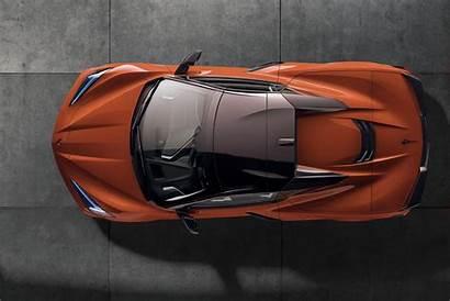 Corvette Chevrolet C8 Stingray Background