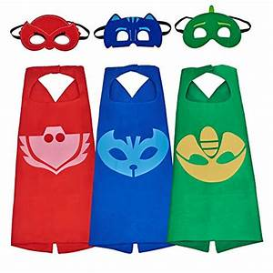 babylian PJ Masks Costumes, Super Hero Dress Up Costumes ...