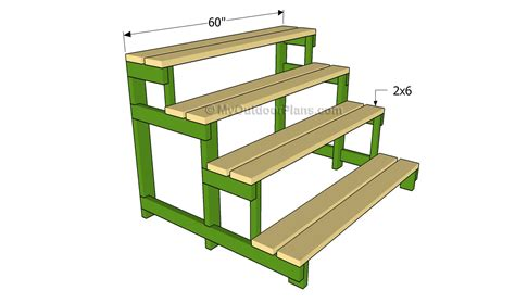 Patio Plant Stand Plans by Here Woodworking Plans Cookbook Stand Inkra