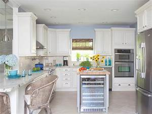 3950s kitchen now open for cooking hgtv With coastal italian style kitchen design