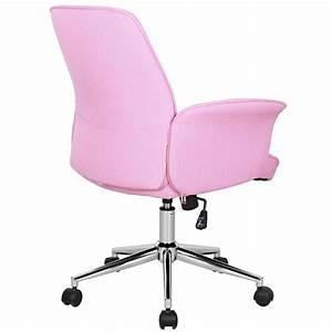 Chaise De Bureau Rose : sixbros chaise de bureau rose 0704m 3673 ebay ~ Teatrodelosmanantiales.com Idées de Décoration