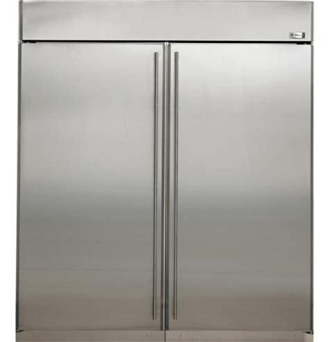 ge monogram  built   refrigerator zirsnxlh ge appliances