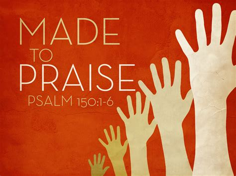The Blessings Of Praise And Worship  Church Of God