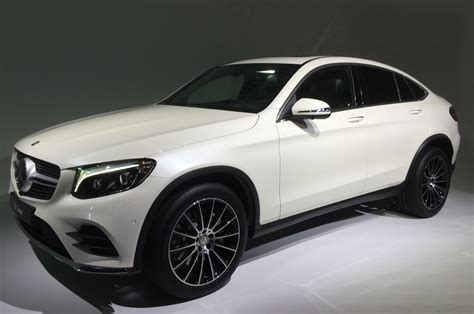 2018 Mercedesbenz Glc Coupe Review  Auto Car Update