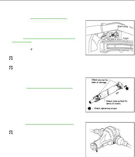 nissan xtrail t30 workshop manual 2006 28 pdf