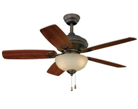 turn of the century vienna 42in rubbed bronze ceiling fan at menards 174