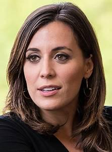 Hallie Jackson of NBC News discusses Trump in Duke ...