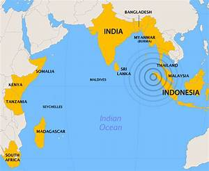 Zeebeving Indische Oceaan 2004