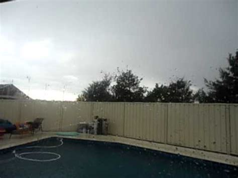 Lightning Bolt Hits Pool Youtube