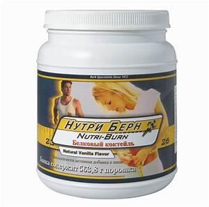 Коктейль для похудения белковый