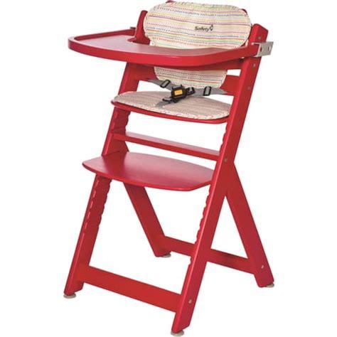 chaise haute en bois 233 volutive timba safety pas cher 224 prix auchan
