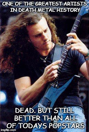 Death Metal Memes - chuck from death imgflip