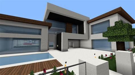 modern house minecraft ideas android market