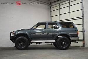 1990 Toyota 4runner Hilux Surf Turbo Diesel For Sale In