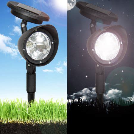 solar driveway lights best choice products 8 4 led solar lights for