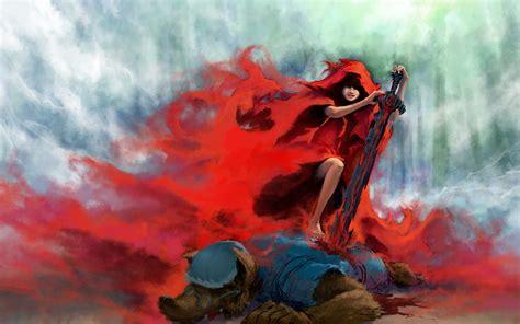 red redemption  jerrycai  deviantart