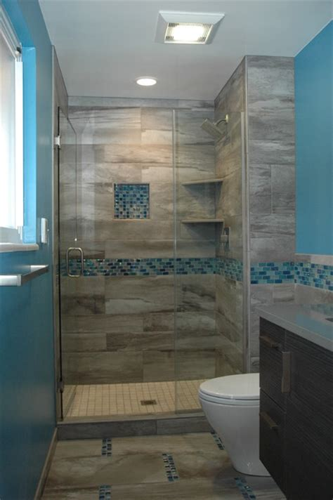 master bath walk  european shower