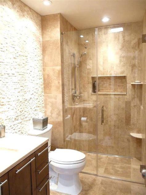 Badezimmer Travertin  Frische Haus Design Ideen