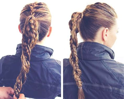 50 Amazing French Braids You Feel To Have