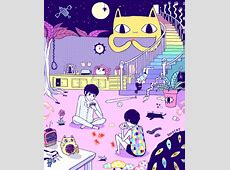 IAMA artist named OMOCAT Mostly known for those cute