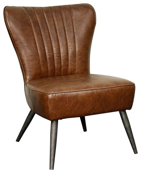 kabani accent chair industrial living room chairs by