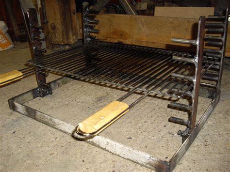 grille de barbecue support grille barbecue le tour 224 bois de laurent