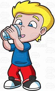 Drink clipart cute cartoon - Pencil and in color drink ...
