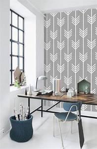 27 Stylish Geometric Home Office Décor Ideas