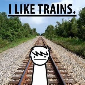 I Like Trains Meme - meme center i like trains kid profile