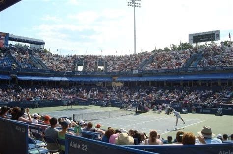 Tennis gets hotter in Washington, D.C. as WTA joins men in ...
