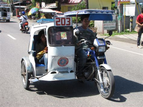philippine motorcycle taxi environmental mismanagement old and unnecessary roller