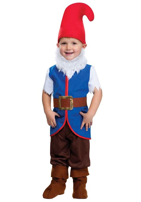 diy costumes boys toddler gnome boy costume