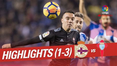 Resumen de RC Deportivo vs RC Celta (1-3) | Soccer News ...