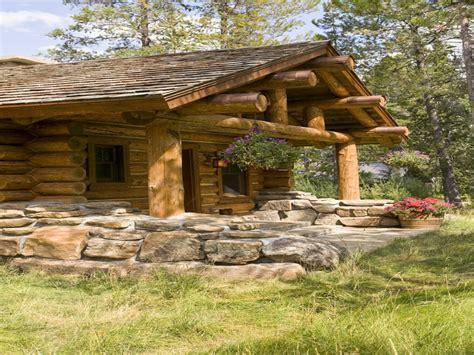 exterior ideas rustic log cabin decorating ideas decorating ideas for log Cabin