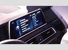 Next gen BMW iDrive at CES 2015 YouTube