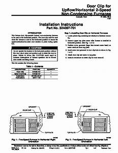 Carrier 58dxt 2si Gas Furnace Owners Manual