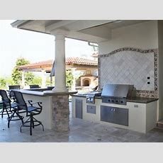 Outdoor Kitchen Cabinet Ideas Pictures, Tips & Expert