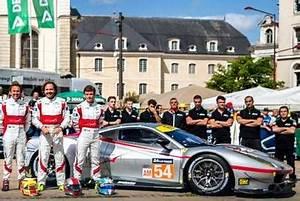 24h Du Mans 2017 Voiture : 24h du mans 2017 spirit of race ferrari 54 55 ~ Medecine-chirurgie-esthetiques.com Avis de Voitures
