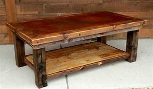 Rustic Furniture at the galleria