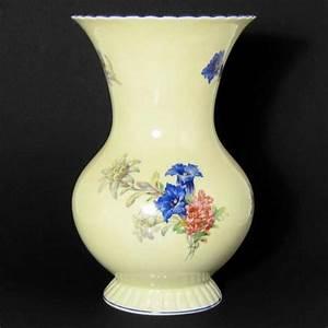 Jaeger Und Co Porzellan : antike vase aus feinem porzellan mit alpenblumen marke j ger co in bregenz glas ~ Bigdaddyawards.com Haus und Dekorationen