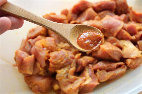 comment cuisiner un sauté de porc voici comment faire un savoureux sauté de porc au coco
