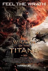 Wrath of the Titans (2012) poster - FreeMoviePosters.net