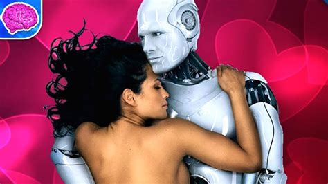 Would You Have Sex With A Robot Youtube