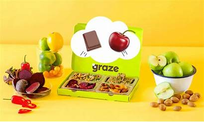 Graze Snacks Healthy