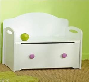 Coffre Jouet Bebe : poyet laguelle coffre jouets banquette ludo ~ Preciouscoupons.com Idées de Décoration