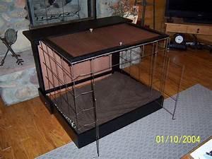 diy dog murphy bed kennel petdiyscom With bed frame with dog kennel